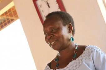Caroline- Gulu Widows Leader